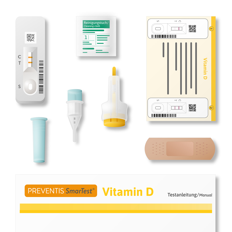 SmarTest® Vitamin D (Home)